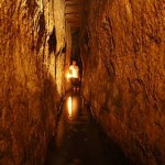 Many visitors to Jerusalem have sloshed through Hezekiah's Tunnel, which connects the Gihon Spring to the Pool of Siloam.
