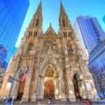 St. Patrick's Cathedral, in New York City
