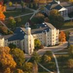 at Wheaton College