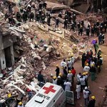 Jewish center in Buenos Aires bombed