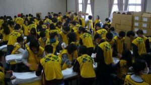 Mormon Helping Hands in Japan