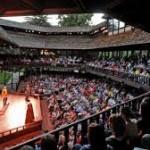 outdoor theater at Cedar City