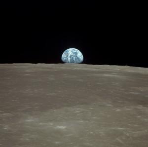 """Near the """"moon."""""""