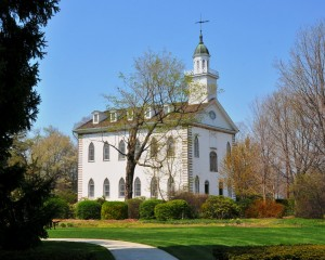 The Kirtland Ohio Temple