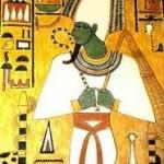 Osiris as vegatation deity?