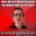 An honest atheist poster