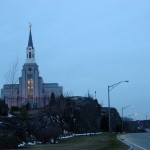temple in Belmont, Mass
