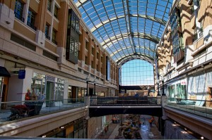 the LDS mall?