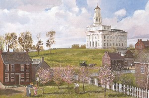 A view of historic Nauvoo