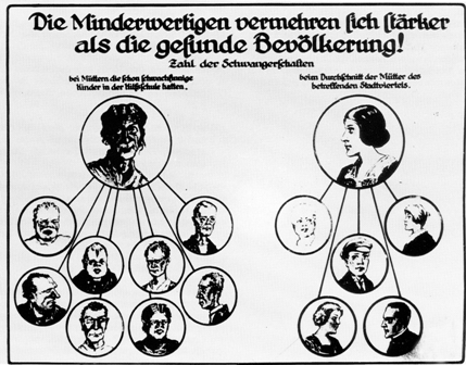 Eugenics in Nazi Germany