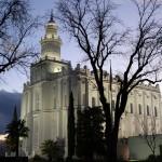 Oldest temple in Utah
