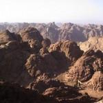 Sinai moonscape