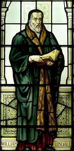 Tyndale window, Oxford