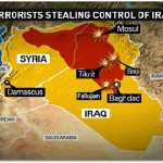 a map of ISIS/ISIL