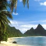 American Samoa, the island of Ofu