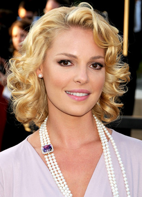 Katherine Heigl shares home Katherine Heigl