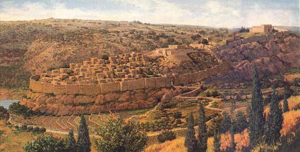 Solomon's city
