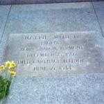 the grave of Joseph Smith