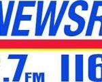 The logo of KSL Radio