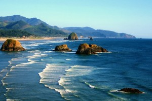 Near Seaside, Oregon