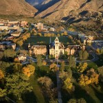 USU, from the air