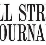 The logo of the WSJ