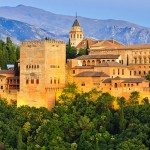 The Palace of the Alhambra