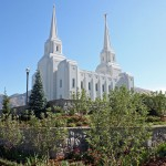 The newest temple in Utah
