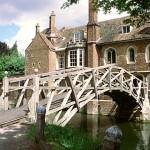 "The ""Mathematical Bridge,"" so called"
