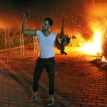 Protesting that video in Benghazi, right?