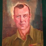 Theo Detter's painting of my father