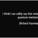 Richard Feynman quotation