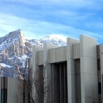 BYU's law school in Provo