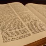 Die Bibel auf Englisch