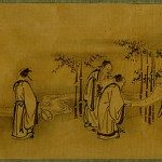 An image of Asian sages