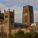 The cathedral at Durham