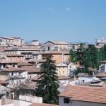 L'Aquila before the quake of 2009