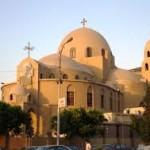 Egyptian Christian church