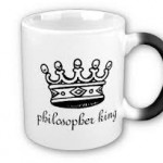 Philosopher King mug