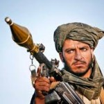 A warrior for the Taliban