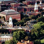 Harvard from the air