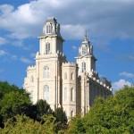 Utah's third temple