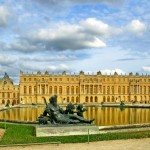 Versailles, and some of the grounds