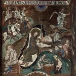 Vom Meister der Palastkapelle in Palermo, Sizilien