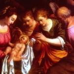 "Sabbatini's ""Adoration of the Shepherds"""
