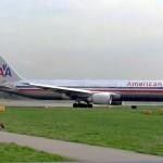 AA jetliner image from Wikimedia Commons