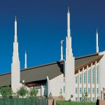 Las Vegas Temple photo from official LDS website