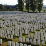 Cemetery at Flanders