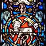 Lamb of God window