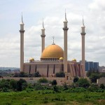 Abuja, Nigeria, mosque